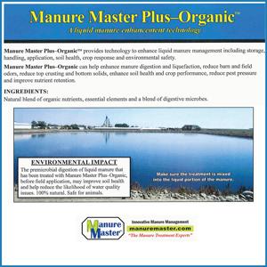 Manure Master Plus-Organic